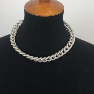 Jewelry - Silver chain link necklace